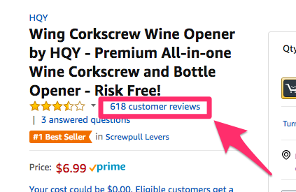 Amazon com Wing Corkscrew Wine Opener by HQY Premium All in one Wine Corkscrew and Bottle Opener Risk Free Kitchen Dining