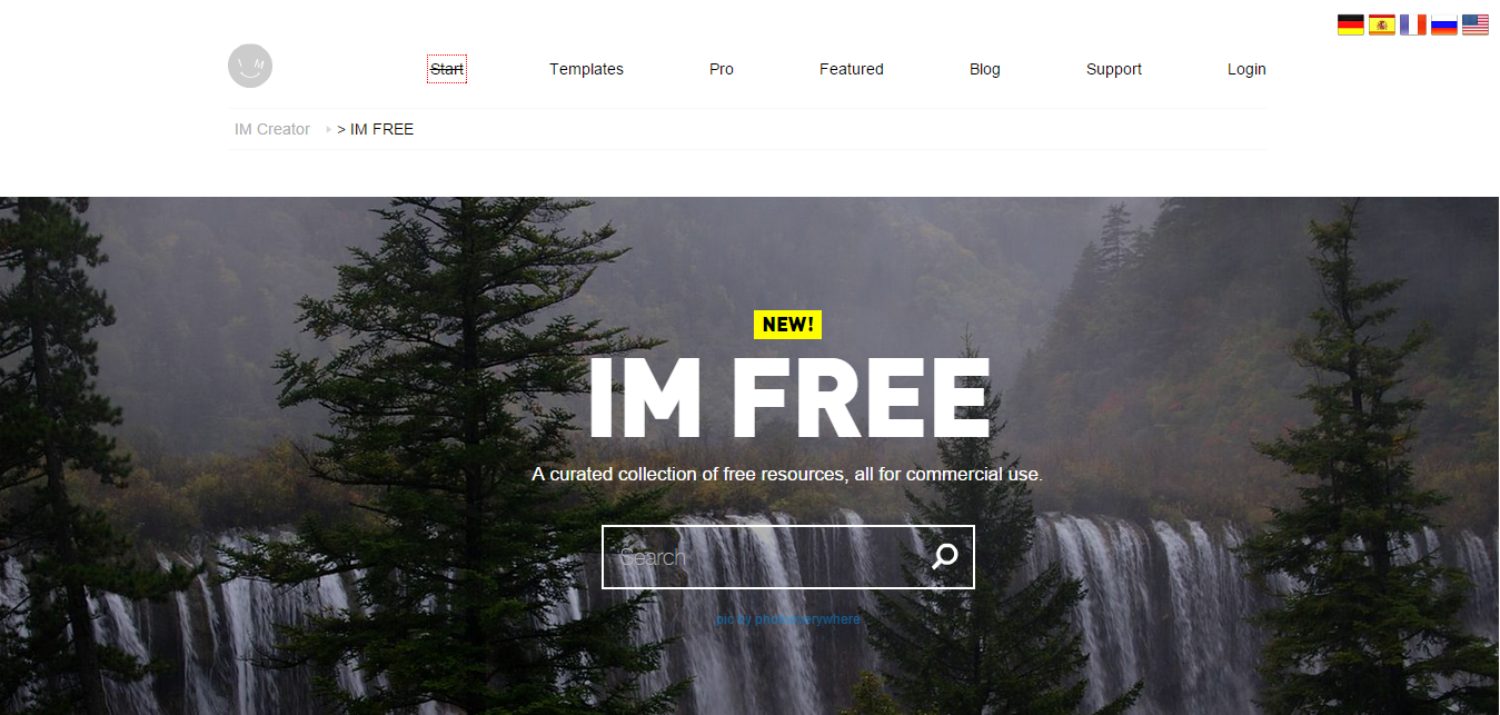 Ultimate List of 73+ FREE Image Sources (for Your Blog and
